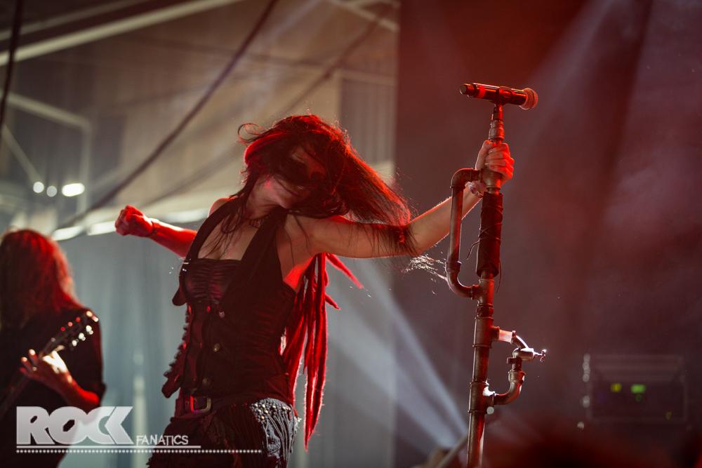 Fotos von Spielbann auf dem Mera Luna Festival 2015 - Foto: Jens Arndt - https://www.facebook.com/concertphotograph #Spielbann #mera15 #meraluna