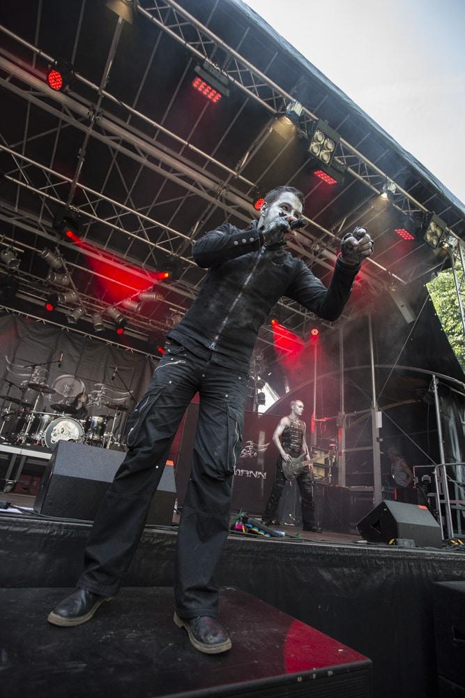 Fotos: Stahlmann - CastleRock Festival 2013