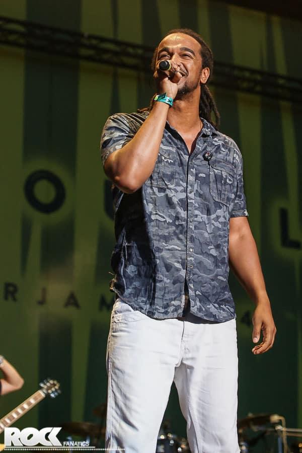 Konzert - Dub Inc beim Summerjam in Köln