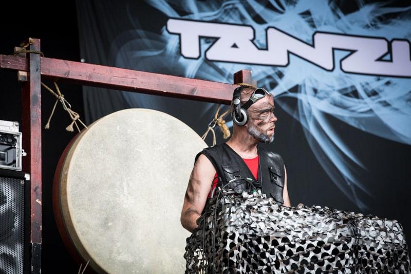 Fotos: Tanzwut - Mera Luna Festival 2013 - Hildesheim