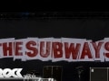 Fotos: The Subways - Hurricane Festival 2014