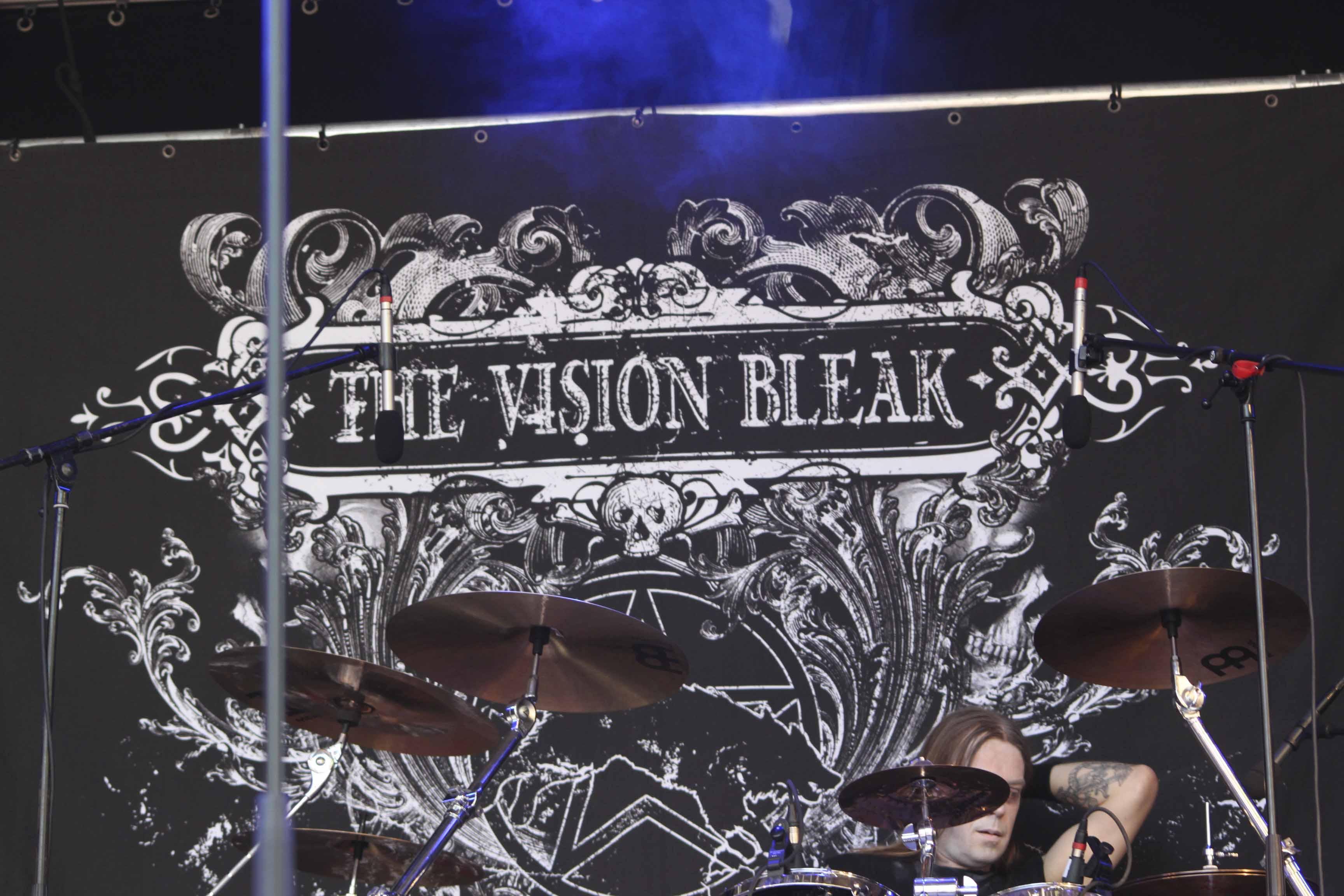The Vision Bleak - Fotos Castle Rock 2010
