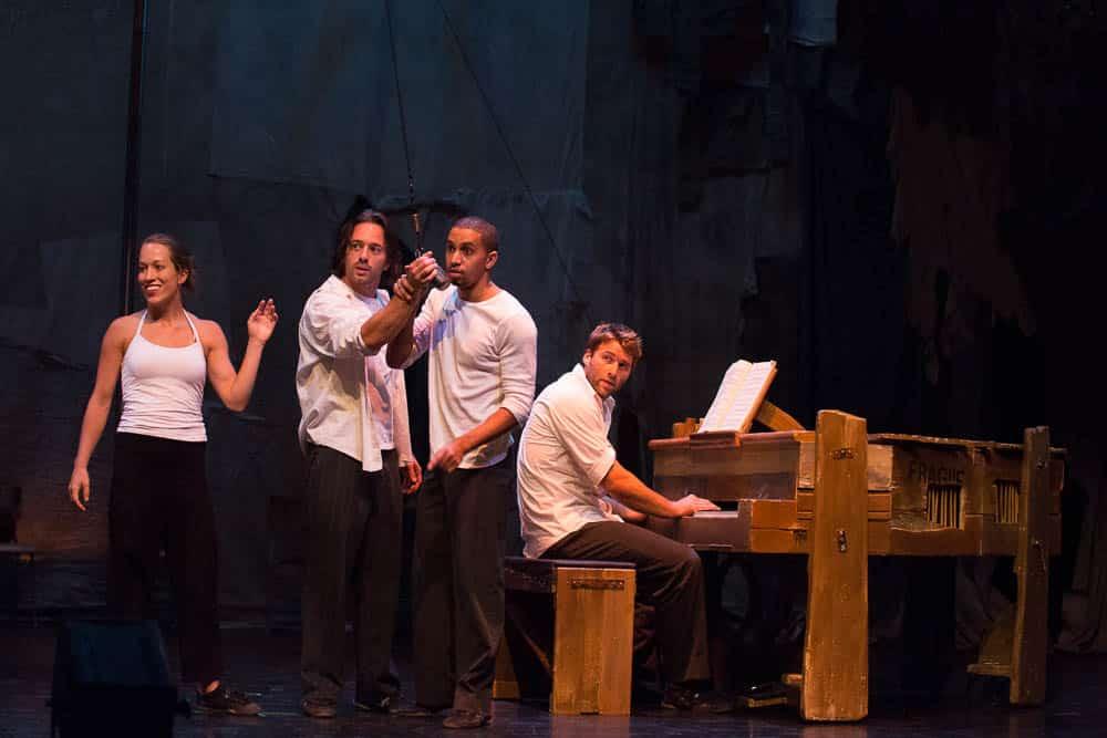 Traces live in der Philharmonie Köln