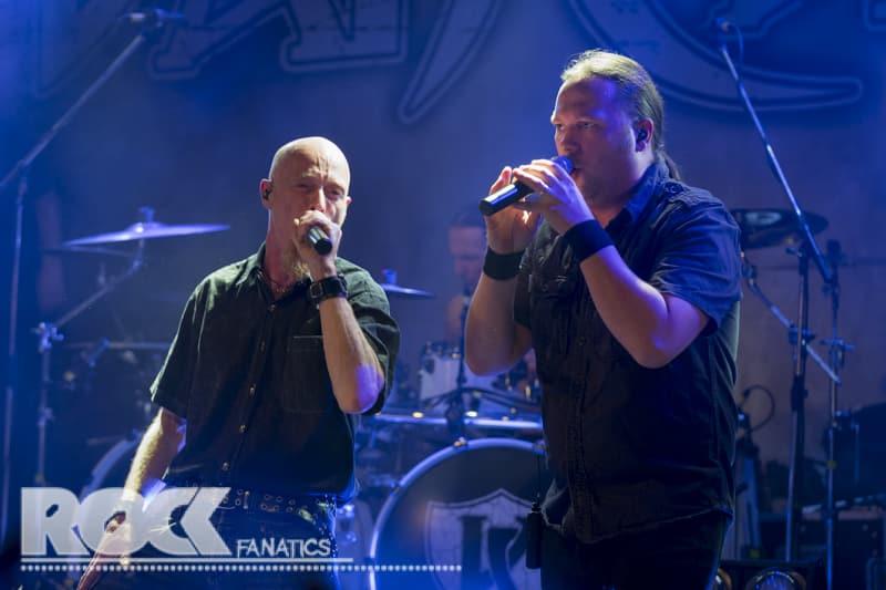 Van Canto - Voicefest Tour - Zeche Bochum, 13.12.2014