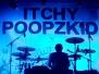 Vans Warped Tour 2013 - Itchy Poopzkid