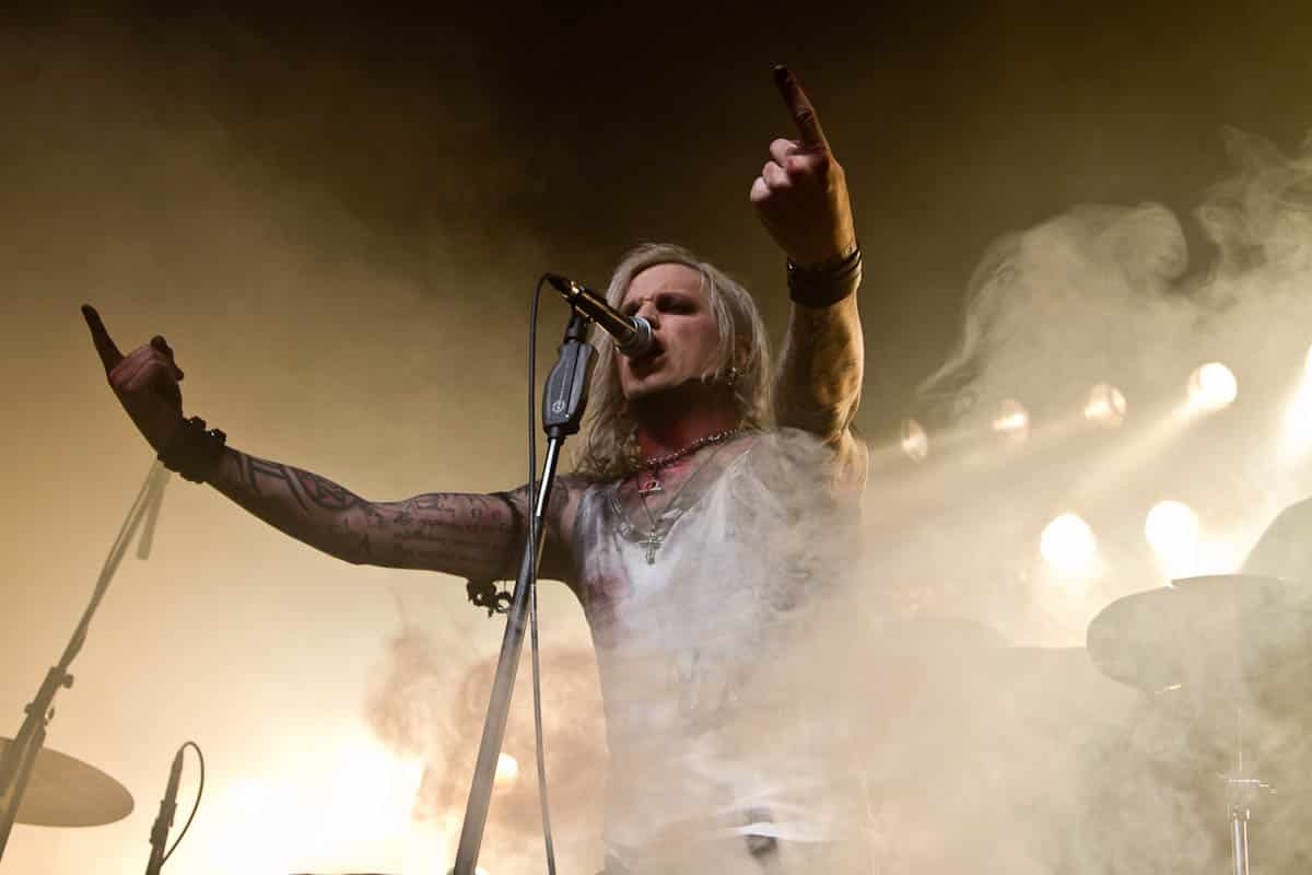Lord of the Lost - Live Music Hall - 01.03.2012