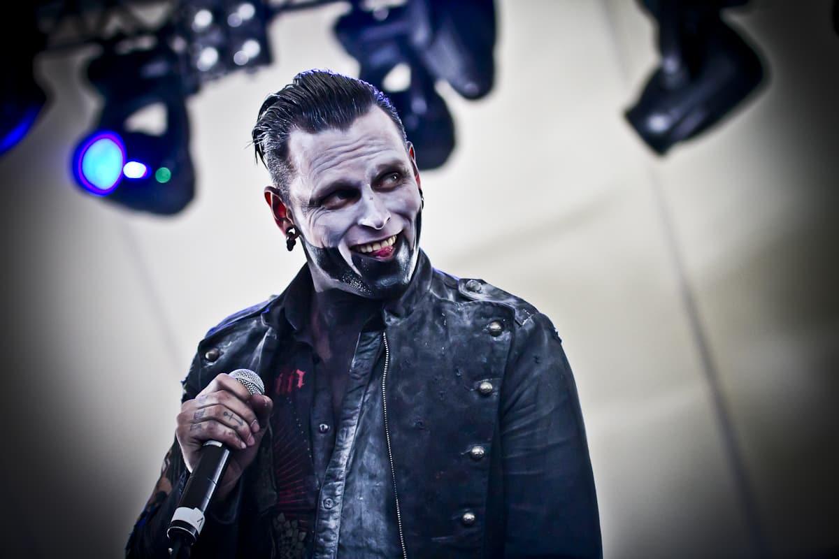 Combichrist auf dem Blackfield Festival 2012 (Credit: Jens Arndt)