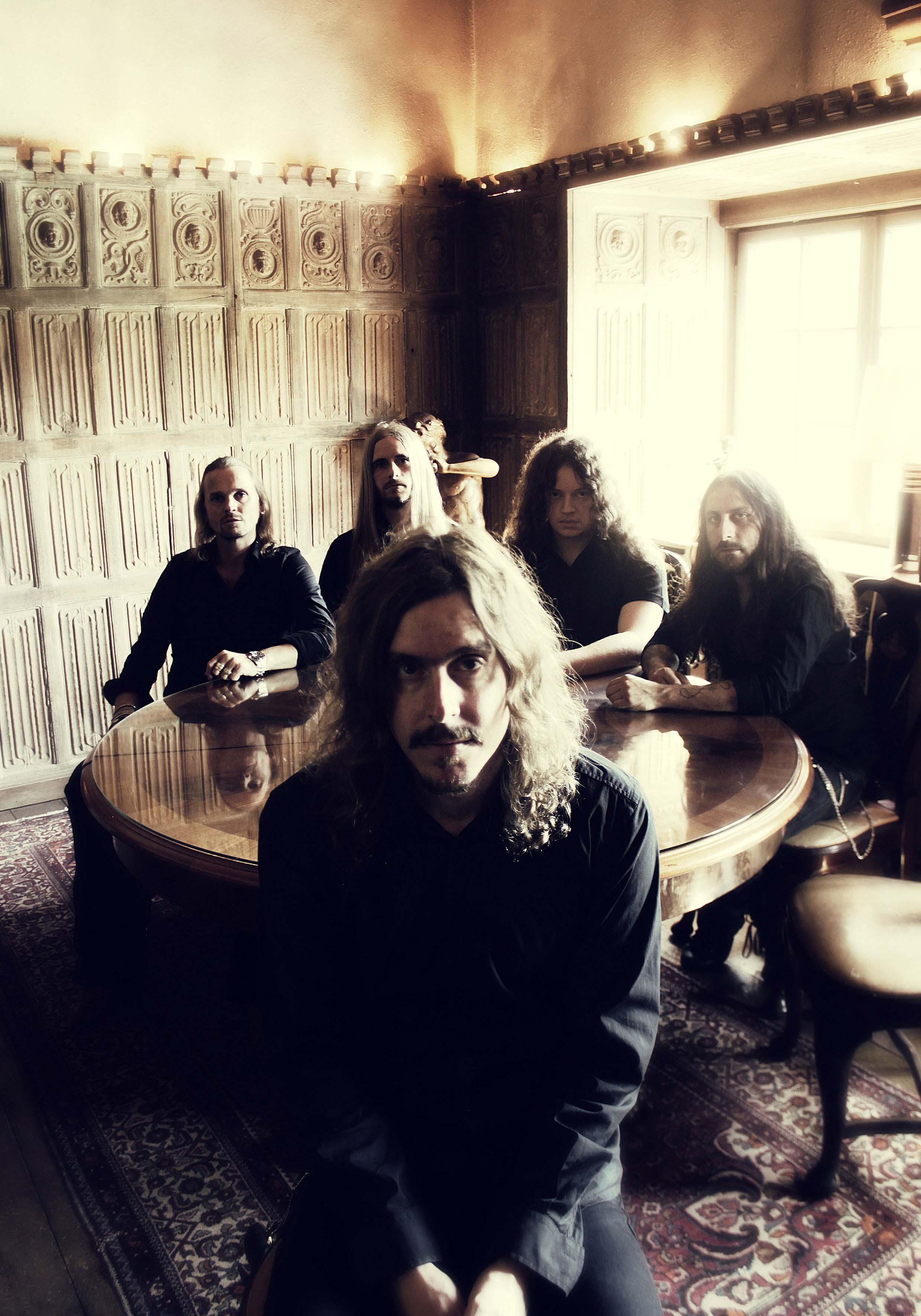 Symphonischer Progressive Rock von Opeth