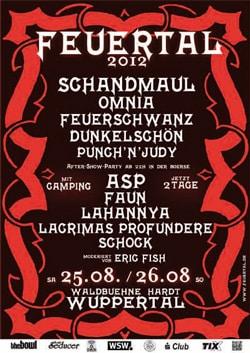 Feuertal Festival 2012