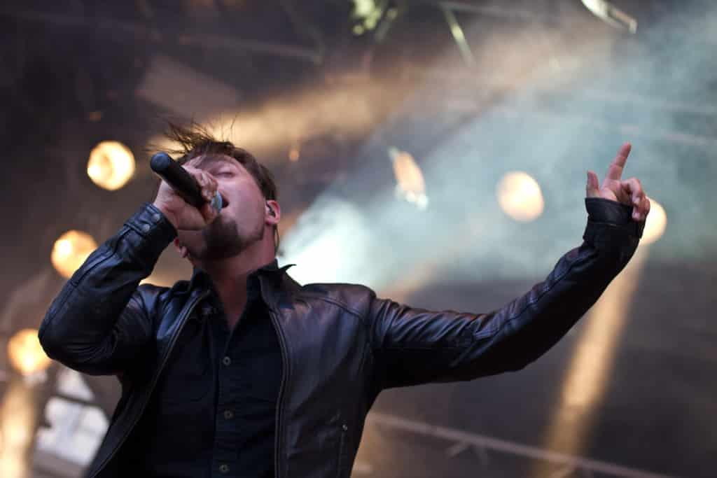 A Life Divided - Castle Rock Festival 2012