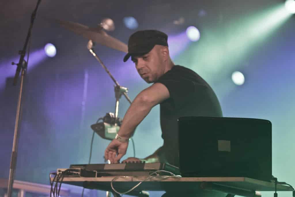 Fotos: Haujobb - Amphi Festival 2012