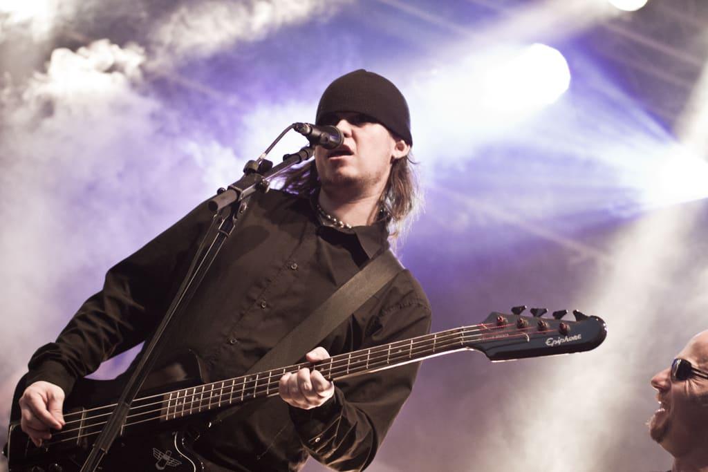 Mono Inc. - Castle Rock Festival 2012