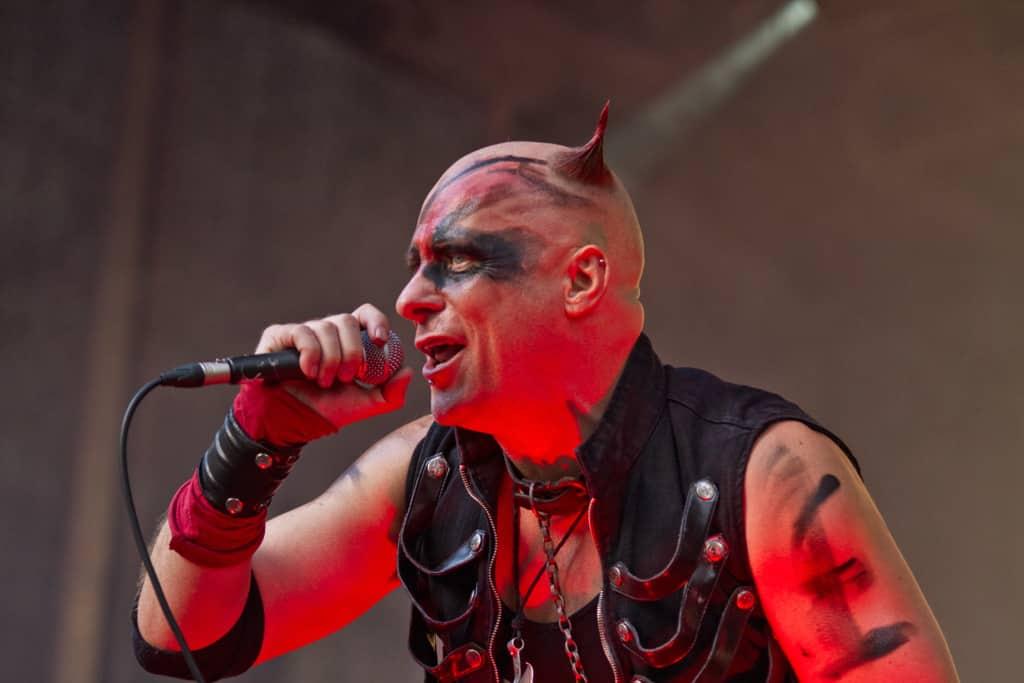 Tanzwut - Castle Rock Festival 2012