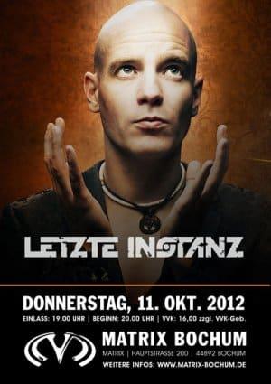 Gewinnspiel: Letzte Instanz + Lord of the Lost Tickets