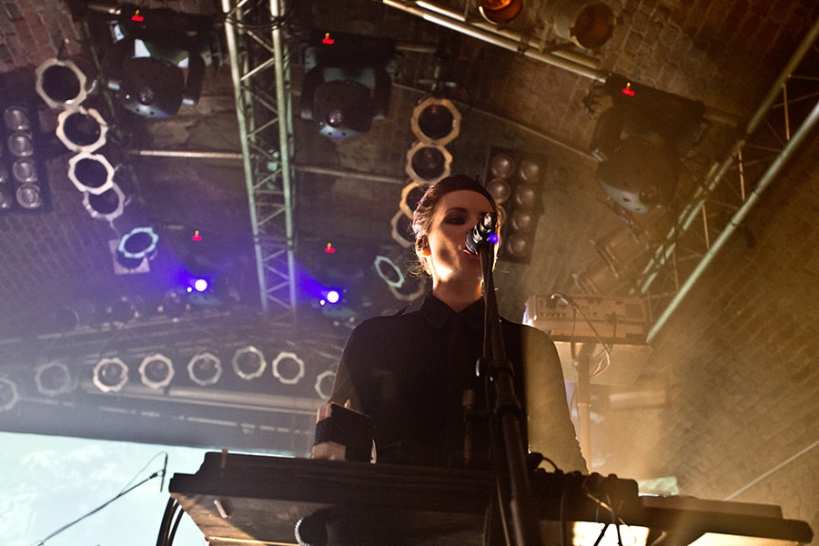 Fotos: Laibach - Matrix Bochum