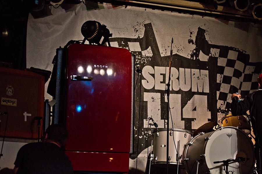 Fotos : Serum 114 - Matrix Bochum