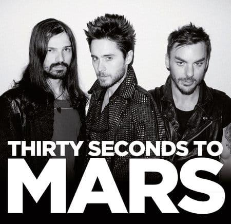 30 Seconds To Mars - Viertes Album im Frühjahr und exklusiv Show in Berlin