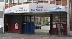Köln - Live Music Hall - Decke stürzt während Konzert ab