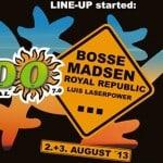 Big Day Out 2013 - Die ersten Bands stehen fest
