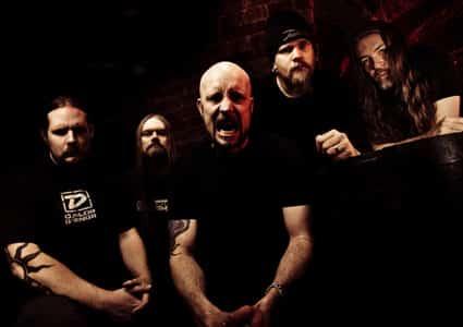 Meshuggah Tourdates 2012