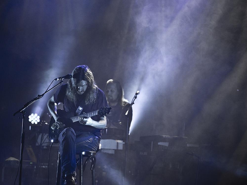 Opeth unplugged - Christuskirche Bochum - 23.11.2012