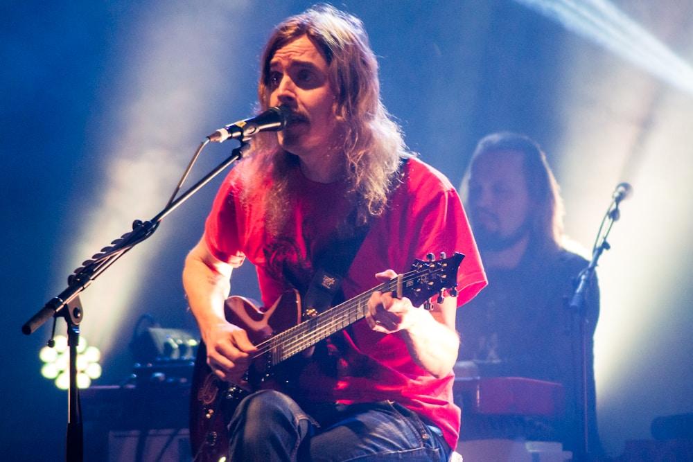 Opeth unplugged 23.11.2012 Christuskirche Bochum