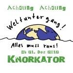 Knorkator - Exklusive Sammelbox zum Weltuntergang !!!