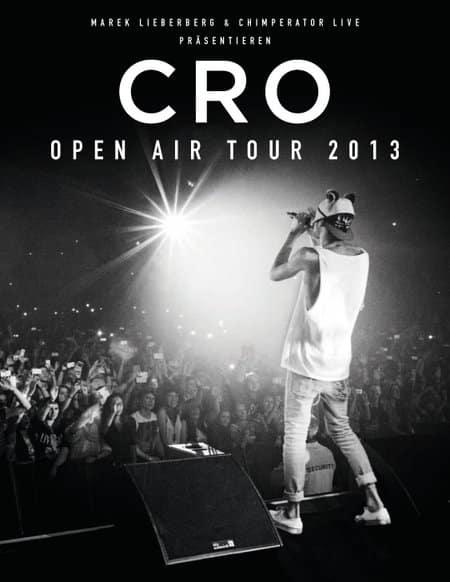 Cro: Im August Sommer-Open Air-Shows in Berlin und Köln