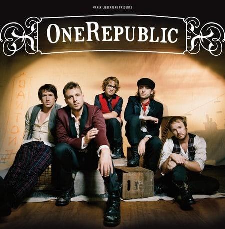OneRepublic veröffentlicht  drittes Album im Januar & kommt Mitte April auf Deutschland-Tour