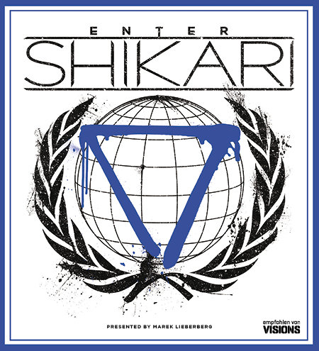 Enter Shikari - Tourdates 2013