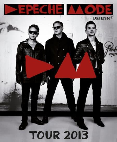 Depeche Mode - Europatour 2013