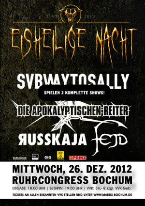Eisheilige Nacht 2012