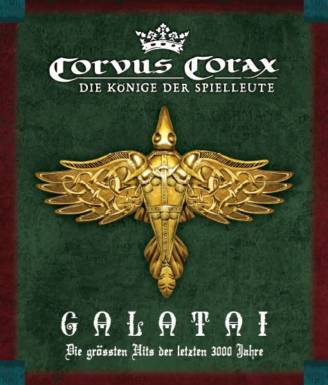 Corvus Corax Tour 2013