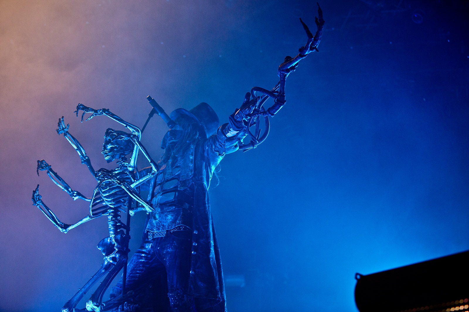 Rob Zombie - Ruhrcongress Bochum - 02.12.12