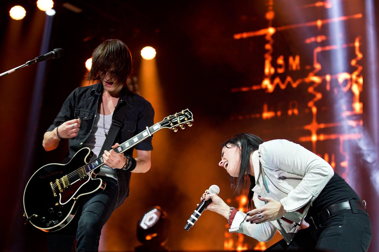 Silbermond - 20.12.2012 - Westfalenhalle Dortmund