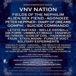 AMPHI Festival - Neue Bands bestätigt