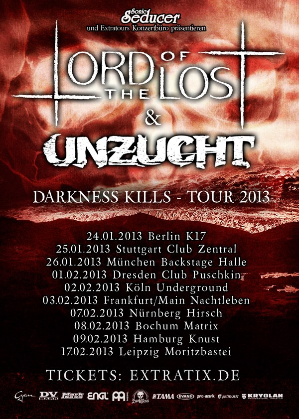 Darkness Kills Tour 2013