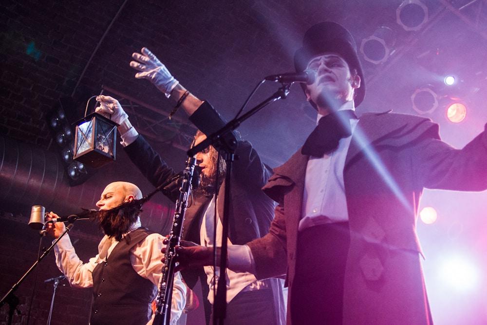 Coppelius – Live in der Matrix Bochum, 15.02.2013