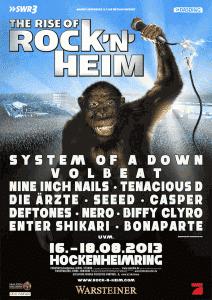 Rock'n'heim - Das ende von Rock am Ring?