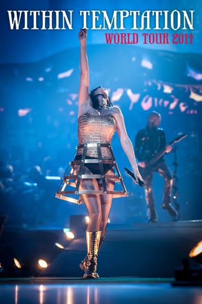 Within Temptation - Erste Tourdaten für 2014 veröffentlicht!