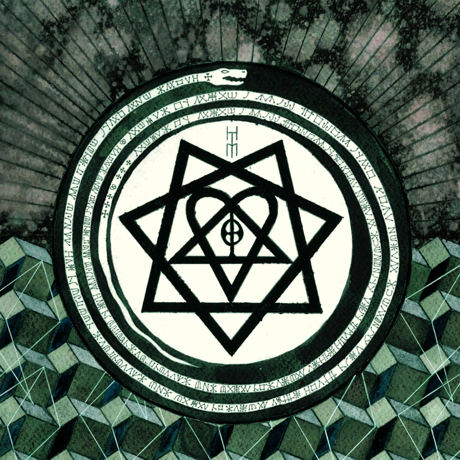 CD Review: HIM - Tears on Tape