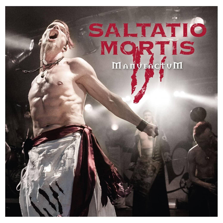 CD Review: Saltatio Mortis - Manufactum III