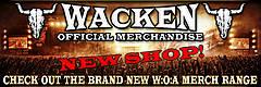 Wacken Merchandise - online Shop