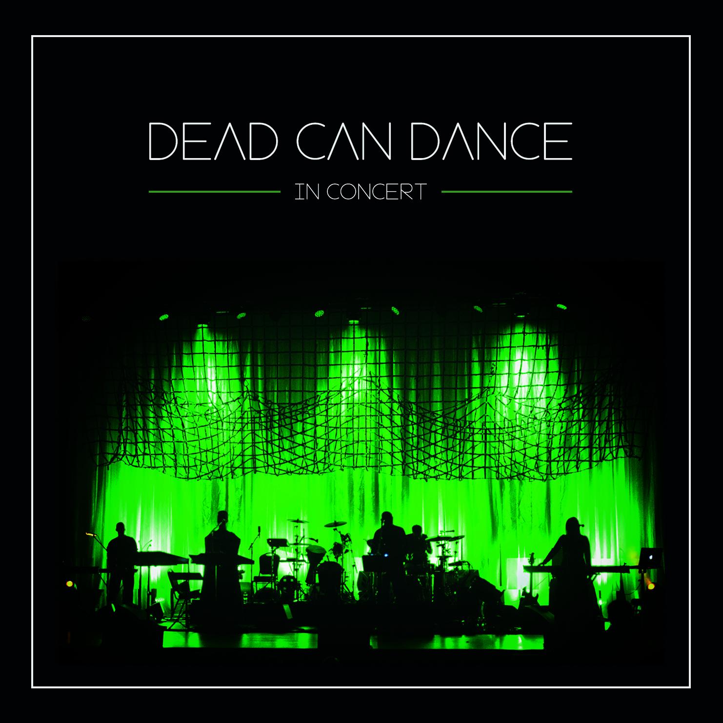 CD Review : Dead Can Dance - In Concert