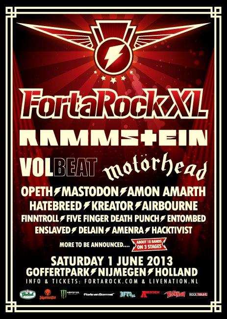 Forta Rock XL 2013