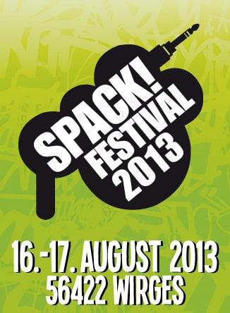 Spack! Festival 2013