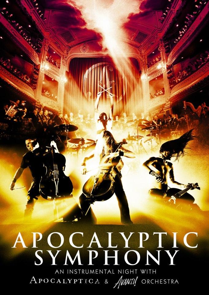 Apocalyptica & Avanti! Orchestra 2014