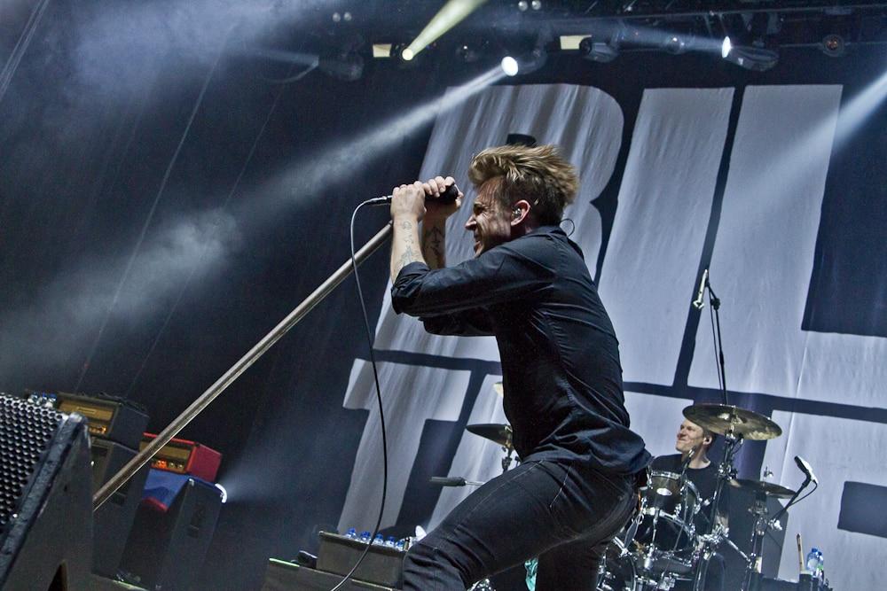 Fotos: Billy Talent - Ruhrcongress Bochum - 01.05.2013