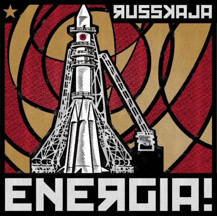 CD Review: RUSSKAJA - ENERGIA!