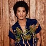 Bruno Mars - Welttournee 2013